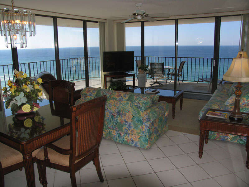 Panama City Beachfront Condominiums Watercrest Unit 1201