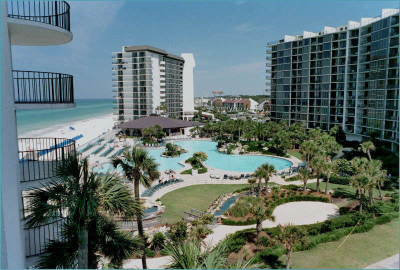 Panama City Beachfront Condominiums Edgewater Tower 1 Unit 502