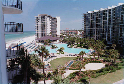 Edgewater Resort in Panama City, Florida