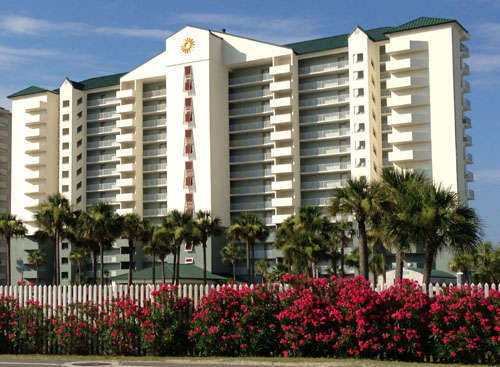 Long Beach Resort in Panama City, Florida