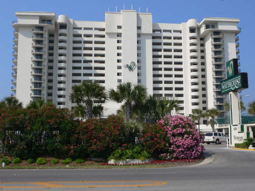 Watercrest Condominiums in Panama City, Florida